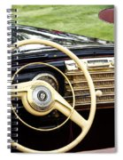 1942 Lincoln Spiral Notebook
