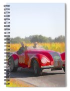 1947 Allard K1 Roadster Spiral Notebook