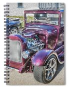1949 Ford Pick Up Truck  Spiral Notebook