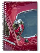 1949 Mercury Club Coupe  Spiral Notebook