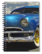1950 Ford Automobile Spiral Notebook