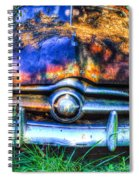 1950 Ford To Be Reconditioned Spiral Notebook