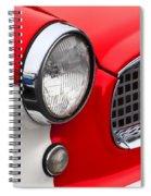 1957 Metropolitan Spiral Notebook