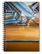 1957 Studebaker Golden Hawk  Spiral Notebook