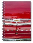 1962 Chevy Impala 409 Spiral Notebook