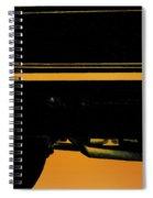 1968 Camaro Ss Spiral Notebook