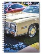 1978 Cadillac Eldorado Spiral Notebook
