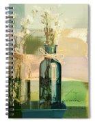 1-2-3 Bottles - J091112137 Spiral Notebook