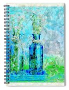 1-2-3 Bottles - S13ast Spiral Notebook