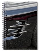 2002 Corvette Ls1 5 7ltr Spiral Notebook