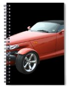 2002 Plymouth Prowler Spiral Notebook