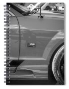 2006 Ford Saleen Mustang Bw Spiral Notebook