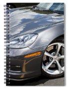 2010 Chevy Corvette Grand Sport Spiral Notebook