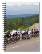 2014 Usa Pro Cycling Challenge Spiral Notebook