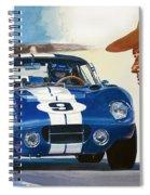 64 Cobra Daytona Coupe Spiral Notebook