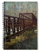 A Bridge Too Far Spiral Notebook