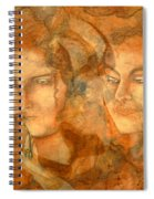 A Love That Will Never Fade  Spiral Notebook