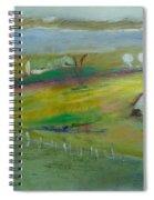 Above Narin Beach Spiral Notebook