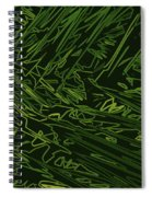 Abstract 286 Spiral Notebook