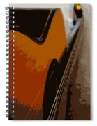 Acoustic Guitar  Spiral Notebook
