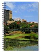 Adelaide 2 Spiral Notebook