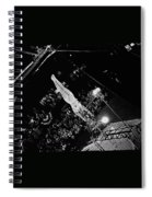 Aerialist Catwalk Circus Aberdeen South Dakota 1965 Spiral Notebook