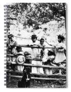 African American Children Spiral Notebook