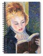 After Renoir Spiral Notebook