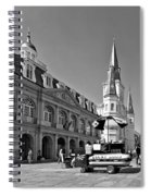 Ahh...new Orleans  Spiral Notebook