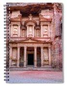 Al Khazneh Spiral Notebook