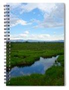 Alaskan Tundra Spiral Notebook
