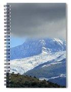 Alcazaba 3315 Meters Spiral Notebook