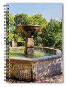 Alcazar In Cordoba Spiral Notebook