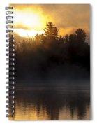 Algonquin Sunrise Spiral Notebook