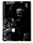 Allan Fudge Mourning Becomes Electra University Of Arizona Drama Collage Tucson Arizona 1970 Spiral Notebook