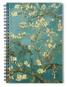 Almond Blossoms Spiral Notebook