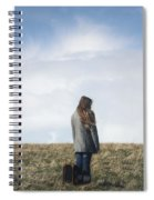 Alone Spiral Notebook