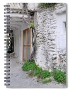 Alpujarras In Granada Spiral Notebook
