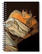 1 Am Spiral Notebook