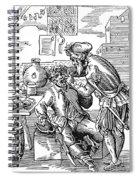 Amman: Dentist, 1568 Spiral Notebook