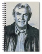 Andy Griffith Spiral Notebook