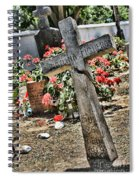 Angelina By Diana Sainz Spiral Notebook