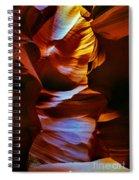 Antelope Canyon - Arizona Spiral Notebook