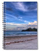 Ao Manao Bay Spiral Notebook