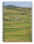 Apollonia, Or Apoloni, Fier Region Spiral Notebook