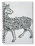 Aries An Illustration From The Poeticon Spiral Notebook