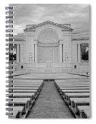 Arlington Amphitheater Spiral Notebook