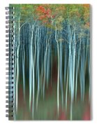 Army Of Trees Spiral Notebook