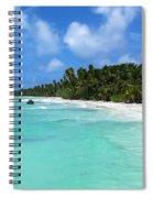 Arno Atoll Spiral Notebook