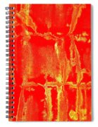 Art Homage Mark Rothko 1 Arizona City Arizona 2005 Spiral Notebook